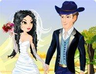 A Western Wedding