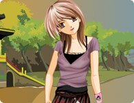 Anime Punk Girl