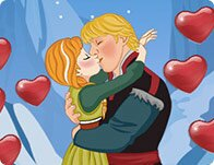 Anna Secret Kiss