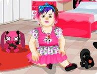 Baby Punk Rocker