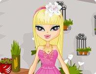 Beautiful Bouquet Girl