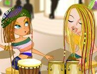 Bohemian Bongo Girls