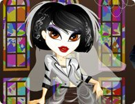 Pretty Zombie Bride