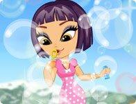 Bubble Wand Wanda