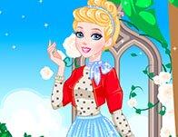 Cinderella's Glittery Skirt