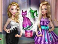 Dolly Bachelorette Dress up