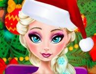 Elsa Christmas Party
