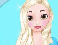 Elsa Hairstyle Design