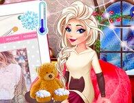Elsa's Chunky Knits