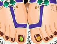 Fancy Foot Pedicure