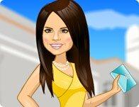 Fashionable Selena