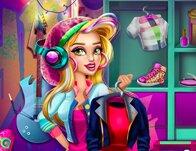 Gwen's Holiday Closet