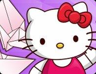 Hello Kitty Origami Class