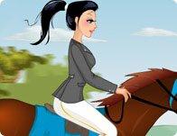 Janet's Elegant Horse