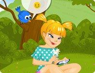 Little Birdie in the Park