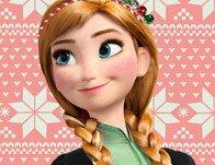 Princess Anna Snowflakes