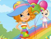 Rainbow Expression