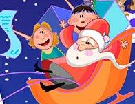 Santa's Jolly Gifts