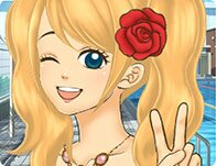 Shoujo Manga Avatar Creator