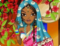 Silk Sari Style