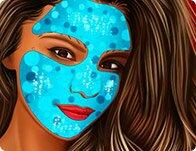 Singer Selena Selfie Makeover