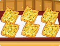 Bread Crumb Ravioli